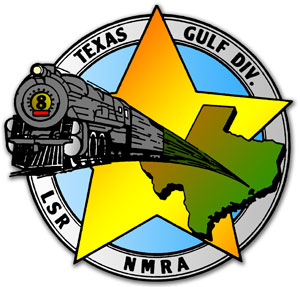 NMRA LSR Division 8 - Texas Gulf Division
